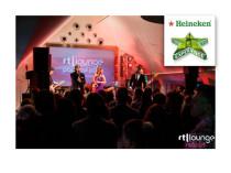 Heineken Experience RTL Lounge Live